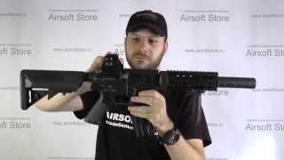 Страйкбольный автомат DBoys M4A1 RIS SD (3881M) http://www.airsofts...