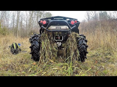 Intense Weed (2018 Can AM Renegade Xmr1000r's)