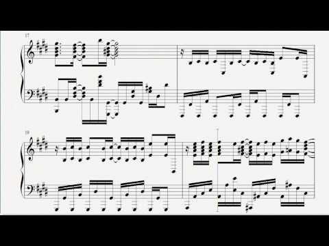Sword Art Online(刀劍神域)OP2- Innocence Piano (Overture 4.0)