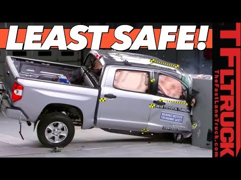 These Are the LEAST (and MOST Safe) New Trucks You Can Buy Today!