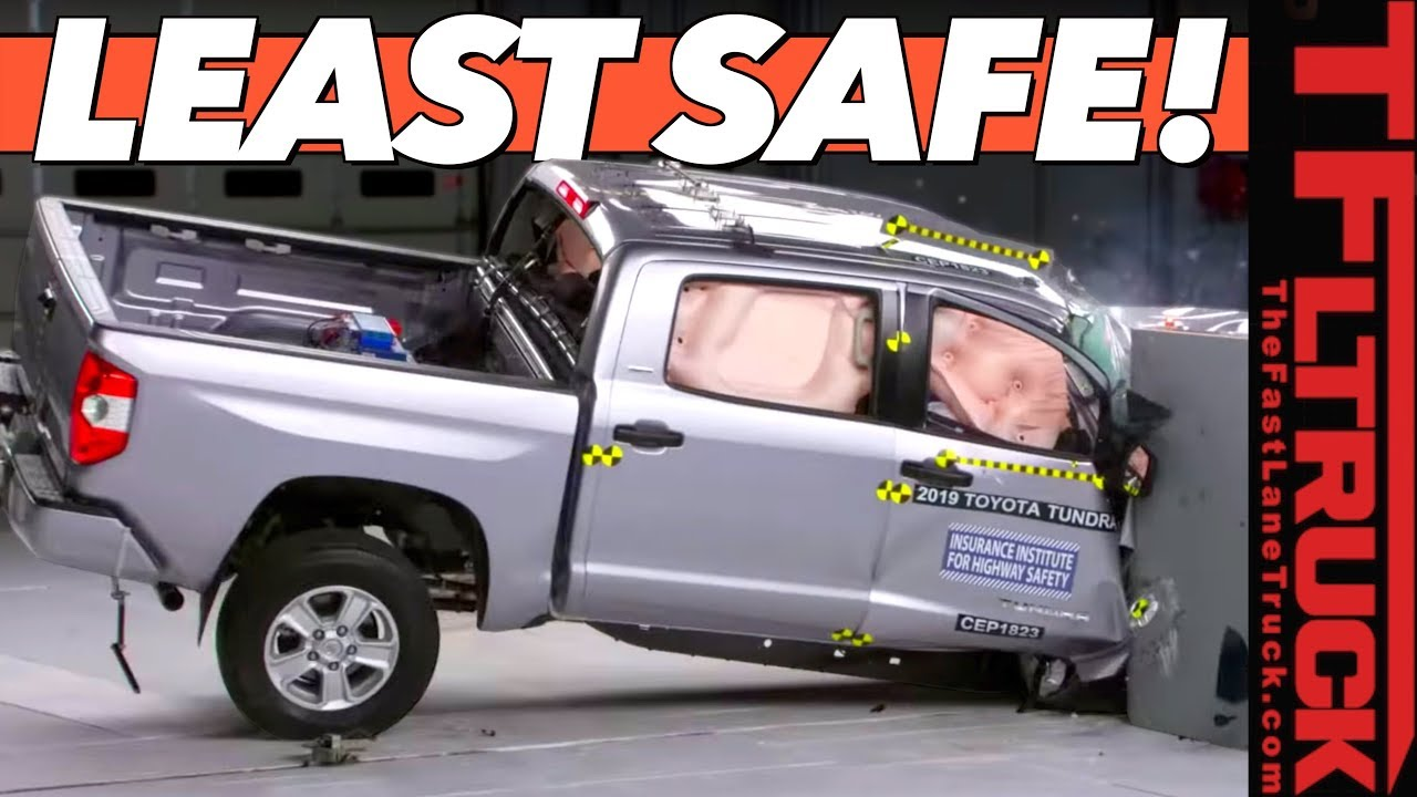 Download These Are the LEAST (and MOST Safe) New Trucks You Can Buy Today!