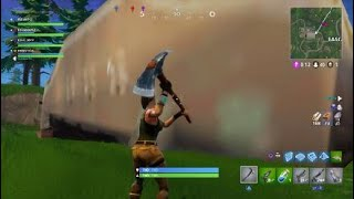 INCREDIBLE FORTNITE BUG/MAL LOADED XD TEXTURES