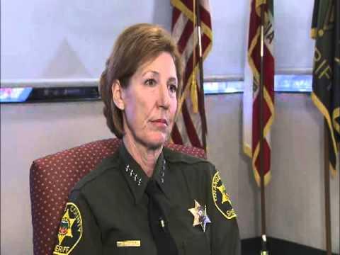 Orange County Sheriff Sandra Hutchens – ABC7 Raw Interview Footage