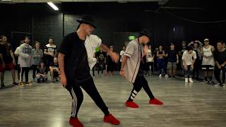 Michael Jackson - Jam - Power Peralta Choreography  - Filmed by @TimMilgram