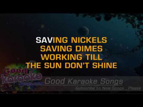 Blue Bayou -  Linda Ronstadt (Lyrics Karaoke) [ goodkaraokesongs.com ]