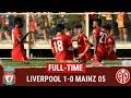 Liverpool vs Mainz 05 1-0 Highlights & All Goals