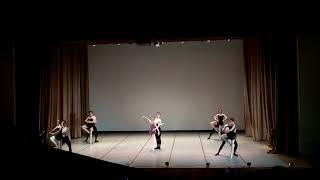 Відкритий урок київської муніципальної академії танцю ім. Сержа Лифаря
