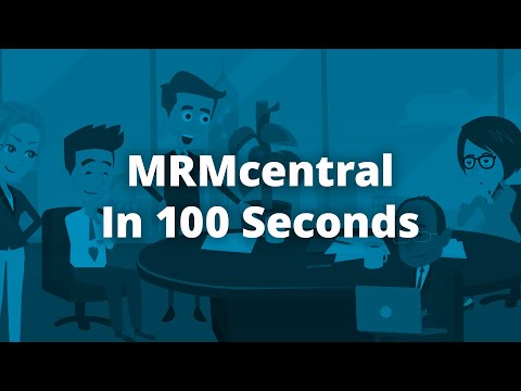 MRMcentral In 100 Seconds