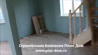 Проект дома К-42 размер 7 на 7 метров