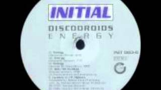 Discodroids - Energy (Moonman remix)