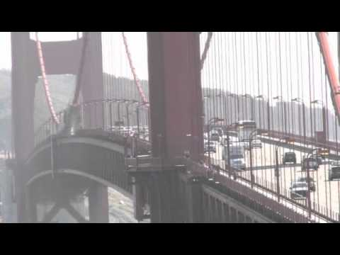 San Francisco Bay, Golden Gate Bridge by Robert Swetz 3-6-2012