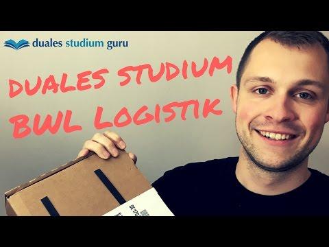 Duales Studium BWL Logistik & Logistikmanagement [Info-Serie]