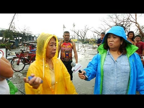 Kapuso Mo, Jessica Soho: Super Typhoon Yolanda's aftermath