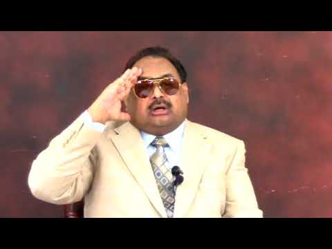 Live: Address of the Father of the Mohajir Nation QeT Altaf Hussain - 20 February 2018