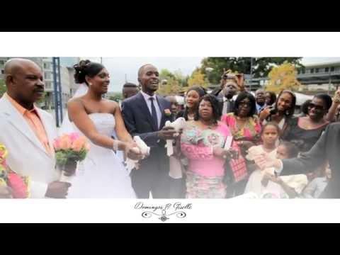 Giselle & Domingos Africain Wedding