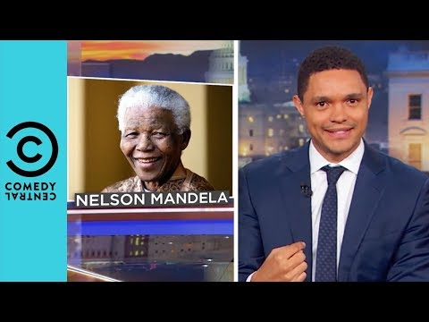 What Is Nelson Mandela's Real Name? | The Daily Show With Trevor Noah thumbnail