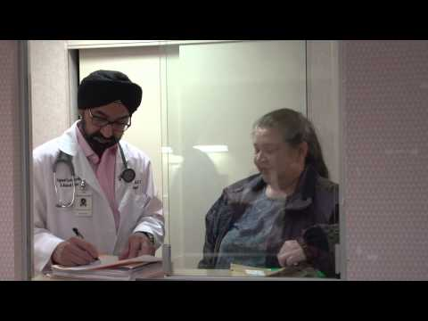 Sikh American Dr. Charn Nandra and the 4th Street Health Clinic in Steubenville, OH