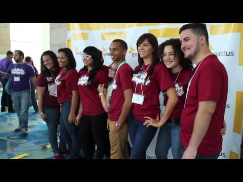 2014 Enactus Puerto Rico  National Competition Opening Day Highlights