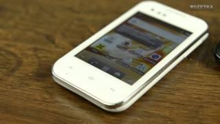 Мобильный телефон Fly IQ237 Dynamic(Подробный обзор: http://rozetka.com.ua/news-articles-promotions/articles/80003/Fly_IQ237_Dynamic.html Цена и наличие: Белый: ..., 2013-07-02T12:11:30.000Z)