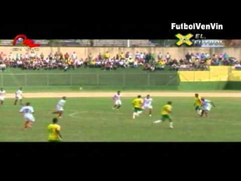 Torneo Clausura 2013. Jornada Nº 2. Atletico El Vigia FC - Atletico Venezuela SC
