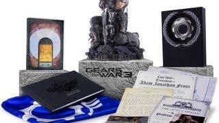Unboxing Gears of War 3 Edicion Epica!!