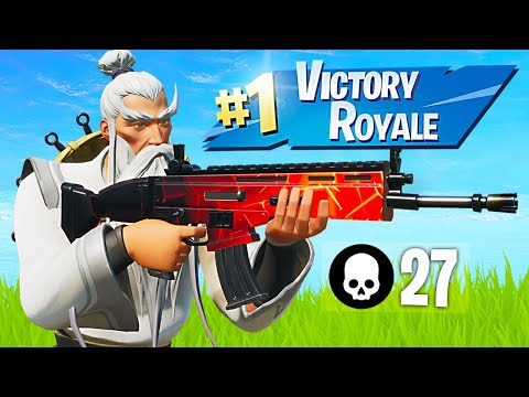 Winning In Solos! (Fortnite Battle Royale)