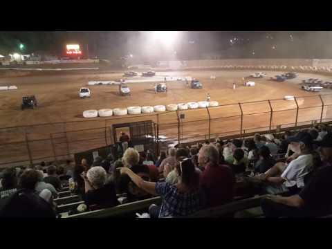 Placerville Speedway Big Trophy Night.