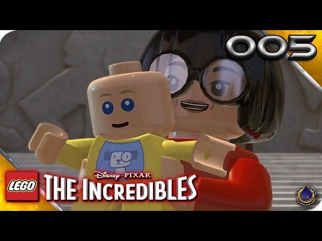 LEGO DIE UNGLAUBLICHEN 💪 [005] Baby ausser Rand und Band