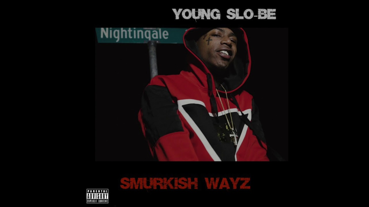 11. Young Slo-Be - Wake Sumn (Feat.Guadalupe Luchiano)
