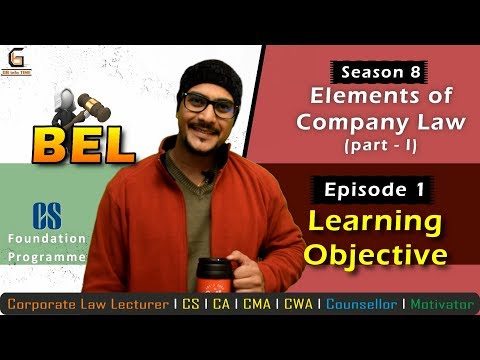 indian-companies-act-|business-environment-and-law|cs-ca-cma-course|video-lecture|learning-objective
