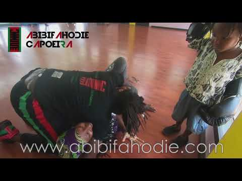 Asako (Afrikan Combat Capoeira) Light Sparring 23 March 2019