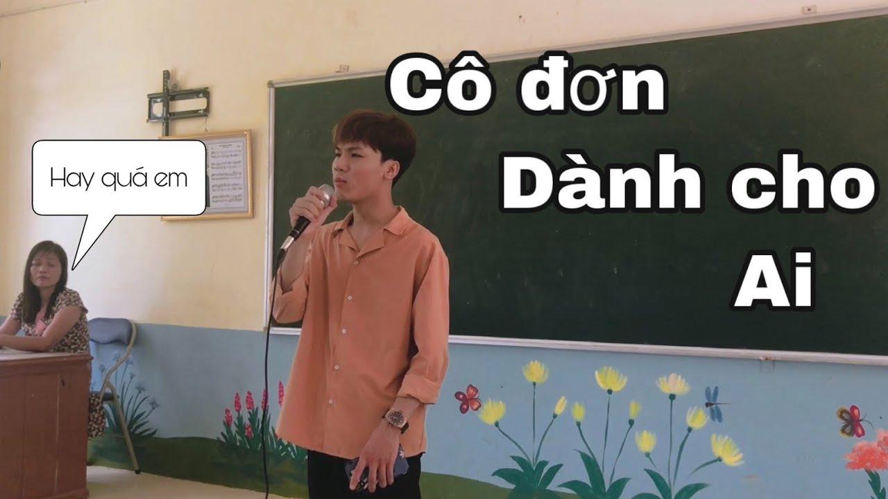CÔ ĐƠN DÀNH CHO AI - LEE KEN & NAL | Hà Huy cover | Hà Huy official