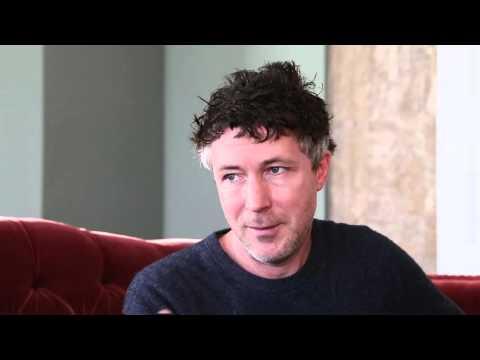 Aidan Gillen Interview GAME OF THRONES - MAZE RUNNER - Lord Baelish