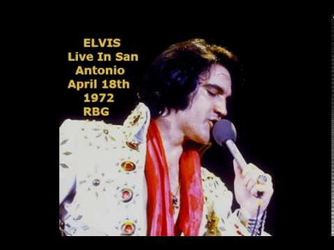 Elvis-Live In San Antonio-April 18th,1972 best sound