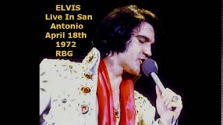 Video Elvis-Live In San Antonio-April 18th,1972 best sound download MP3, 3GP, MP4, WEBM, AVI, FLV Juli 2018