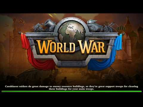 Dominations World War Level 222 Atomic Age vs Level 213 Atomic Age