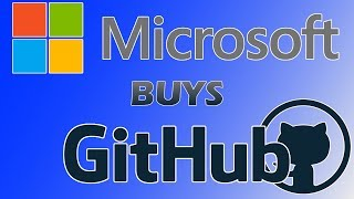 Microsoft Buys Github for 7.5 BILLION Dollars!