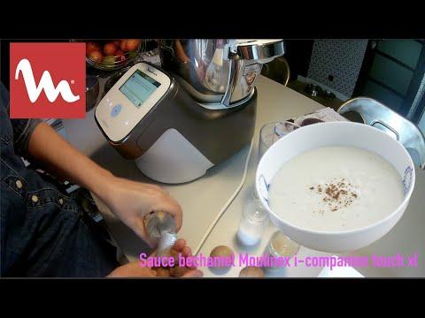recette-sauce-béchamel-:-moulinex-i-companion-touch-xl
