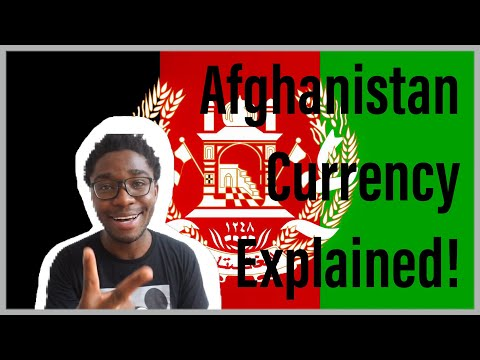 Afghanistan's Money | Currency Explained Ep. 1 |  Fayrama