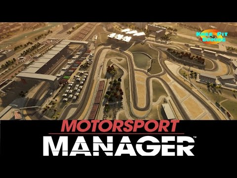 Lets Play Motorsport Manager - GT Racing - S1R4 Beijing