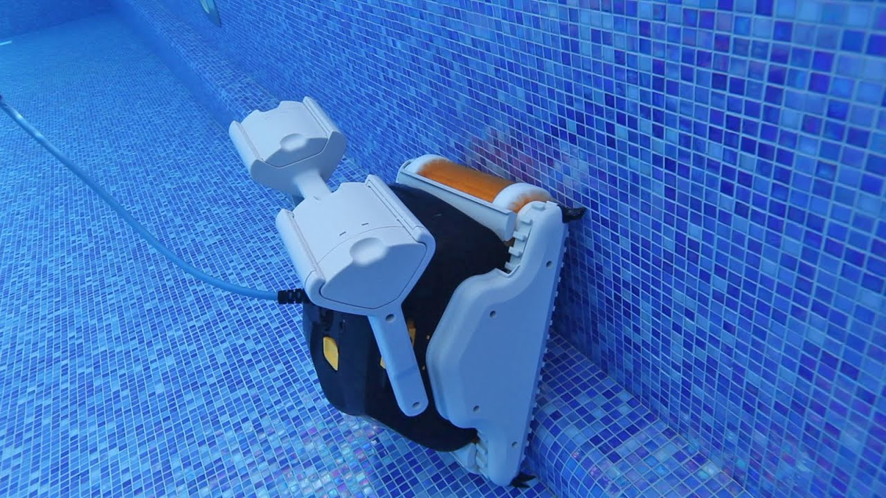 Pool Bodensauger Ersatzbürsten Poolroboter Dolphin Evolution F40 Mit Active Brush