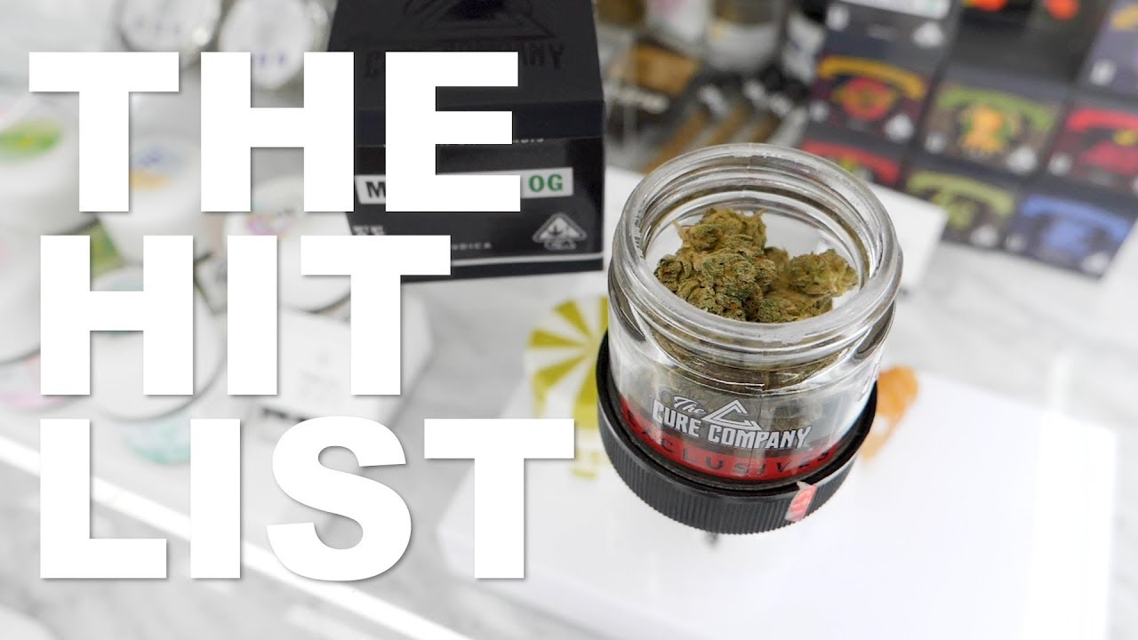 How to Shop for Cannabis Flower: The Hit List