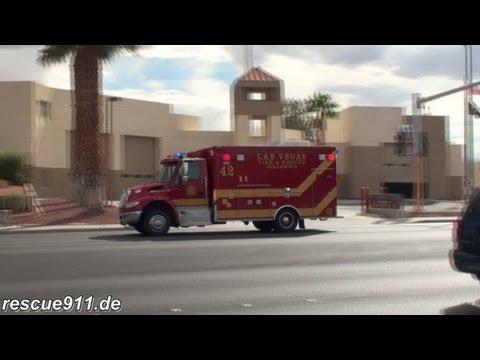 Rescue 42 Las Vegas Fire-Rescue