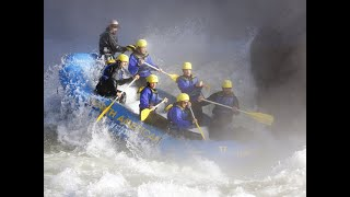 September 2020 Gauley River Whitewater Rafting
