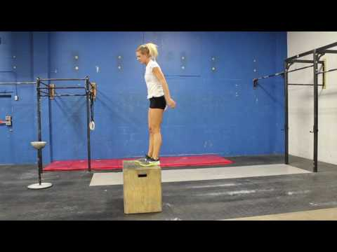 Burpee Box Jumps - CrossFit Exercise Guide