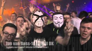 Jan van Bass 10 & Phil DK - Insanity worldwide (Official Insane Anthem) PREVIEW