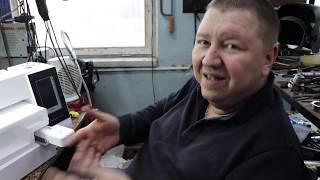 швейная машина, оверлок Elna eXpressive 830 ремонт