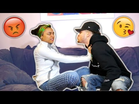 WILL YOU BE MY GIRLFRIEND? (PRANK!)  💑   **GONE WRONG**
