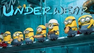 Minions Song Remix Banana feat Underwear with YMCA ( Despicable me 2 )