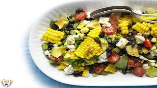 South Western Style Salad